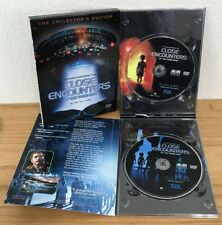 Close Encounters Of The Third Kind (Dvd, 2001) 2-Disc Collectors Ed. w/Slipcover