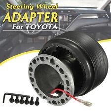 Racing Steering Wheel Release Hub Adapter Boss For Toyota Corolla Levin Supra