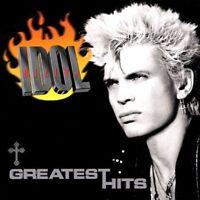 Billy Idol Greatest hits (2001) [CD]