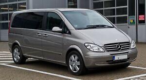 Mercedes Vito Viano Speed Limiter Removal Remove Service by OBD
