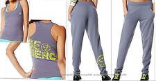 ZUMBA Fitness 2 PC. SET!! B Fierce Racerback Top & B Boldly U light Sweat Pants