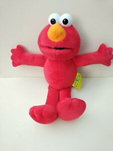 Elmo Soft Plush Toy 2019 Sesame Street 10""