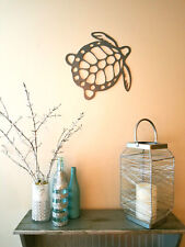 Sea Turtle Metal Gift Christmas Outside Inside Home Decor Unique Wall Picture