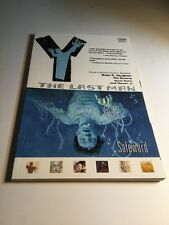 Y: The Last Man Book 4 Safeword Tpb Nm Near Mint Vertigo Comics