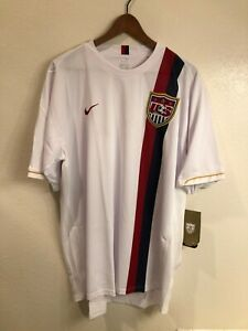 NWT US authentic Nike 2006 soccer jersey (size: 2XL)