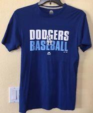 Majestic Select Los Angeles Dodgers MLB Baseball  T-Shirt  Small