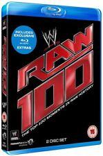 WWE RAW - Top 100 Moments [2x Blu-ray] *NEU* DEUTSCH