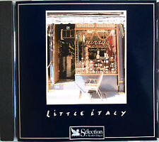 "MARCELLA BELLA & JOE DASSIN - RARE CD ""LITTLE ITALY"""