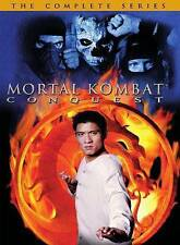 Mortal Kombat - Conquest (The Complete Series) New DVD sealed  combat konquest