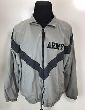 US Army Authorized Reflective Fitness IPFU ACU Uniform Jacket Large Reg