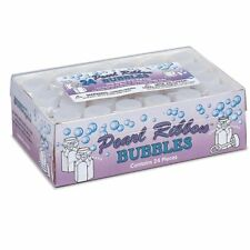 PEARL RIBBON BUBBLES PACK OF 24 PARTY SUPPLY FOR WEDDING BIRTHDAY ANNIVERSARY