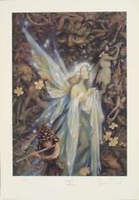 Gwenhwyfar by Brian Froud Signed and Numbered print.