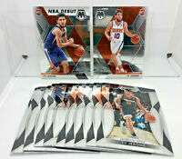 Ty Jerome 12 Card Lot 2019-20 Mosaic Base, NBA Debut & Prizm Draft Rookie Cards