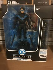 DC Collector Wave 1 Nightwing: Better Than Batman 7-Inch Action Figure
