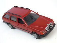 CONRAD 1503 Mercedes-Benz 200D 300TE 4Matic TURBO S-124 ROT 1/35 NZG Cursor 1985