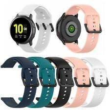 Soft Silicone Watch Band Strap Belt for Samsung Galaxy Watch Active 2 40mm 44mm