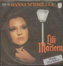 """Hanna Schygulla Lili Marleen / Orchester Peer Raben Thema Willie 7"""" Philips"""