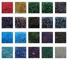 15/0 Miyuki Japanese Glass Round  Seed  Beads 8.2 g #1-181 (1 of 6)