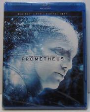 Prometheus Blu-ray / DVD 2-Disc Set NEW! No digital copy.