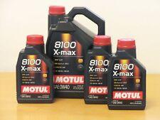 10,54 €/L MOTUL 8100 X-MAX 0w-40 8 L Vollsyn MB 229.5 INCL. AMG FORD wss-m2c 937a