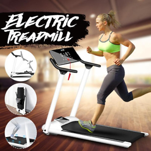 Home Fitness Treadmills Foldable Gym Exercise Running Machine Safety Equipment