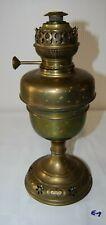 E1 Ancienne lampe à pétrole - mineur - old oil lamp