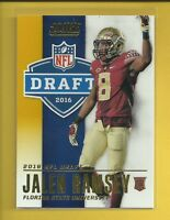 Jalen Ramsey RC 2016 Score NFL Draft GOLD Parallel Rookie Card Jaguars Rams