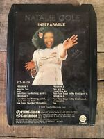 NATALIE COLE Inseparable (8-Track Tape)