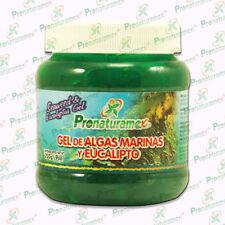 Gel de Algas Marinas y Ecaulipto 250 Gr.