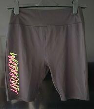 Workout Ladies Exercise Gym Activewear Shorts Size M 12/14