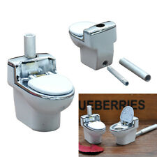 Cool Toilet Smoking Pipe Bowl Durable Smoke Cigarette Tobacco Cigar Collect TR