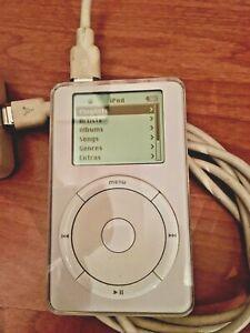 Sammlerstück Apple iPod der I.Generation  selten aus USA