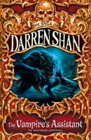 The Vampire's Assistant by Darren Shan 9780006755135 | Brand New