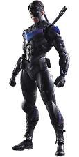 "BATMAN: Arkham Knight - 10"" Nightwing Play Arts Kai Action Figure (Square Enix)"