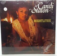 CANDI STATON - NIGHTLITES - VINYL LP 33 - M/NM - PRINTED IN USA 1982