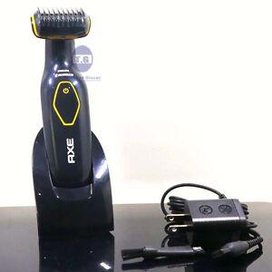Philips Norelco Axe Body Groomer Bodygroom Foil Trimmer Wet Or Dry XA2029 / 42