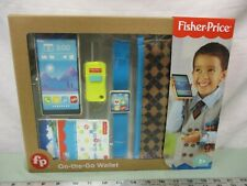 Fisher Price 2018 On-The-Go Wallet Play Pretend Toy