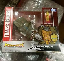 Takara Transformers Legends LG-48 Brawn & Repugnus Headmasters *H4