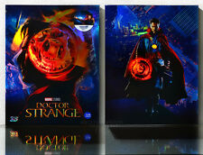 DOCTOR STRANGE (2016) [Blu-Ray] 2D+3D, Limited 350, (STEELBOOK), [A2]~ FULL SLIP