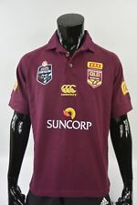 Canterbury State of Origin Queensland MAROONS XXXX Rugby Jersey SIZE S (adults)