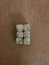 GW Lord of the Rings Mines of Moria Dice Set no box, not complete