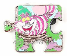 Disney Parks Alice in Wonderland Cheshire Cat Mystery Puzzle Chaser Pin Le 600