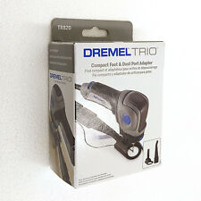 Dremel TR820 Trio Compact Depth Guide and Dust Port Adapter Set