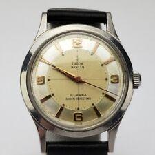Vintage Tudor Aqua 21 Jewels Shock Resisting Manual Winding Swiss Made Watch