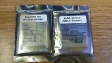 Lot of 2 Dell HJ178 Latitude D420 D430 HDD Hard Drive Cables TW-0HJ178 CN-0HJ178