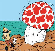 DVD Tintin LA ESTRELLA MISTERIOSA