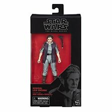 "General Leia Organa - Star Wars The Last Jedi Ep8 Black Series Wave 24 6"" Action"
