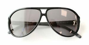 Karl Lagerfeld KL Glossy Black Womens Plastic UV Shades Sunglasses KL744S 004