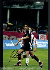 Hasan Salihamidzic Super Großfoto 20x30 cm Bayern München Orig.Sign+04