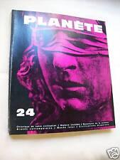 """""""PLANETE N° 24"""" (1965) L. PAUWELS & J. BERGIER"""